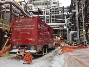 Refinery Shutdown